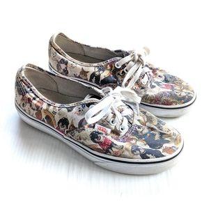 VANS Aspca Cat & Dog 50th anniversary sneakers